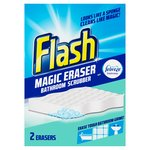 Flash Magic Eraser Household Cleaner Bathroom