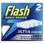 Flash Magic Eraser Household Cleaner Extra Power