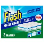 Flash Magic Eraser Household Cleaner Kitchen