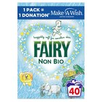 Fairy Non Bio Washing Powder 40 Wash