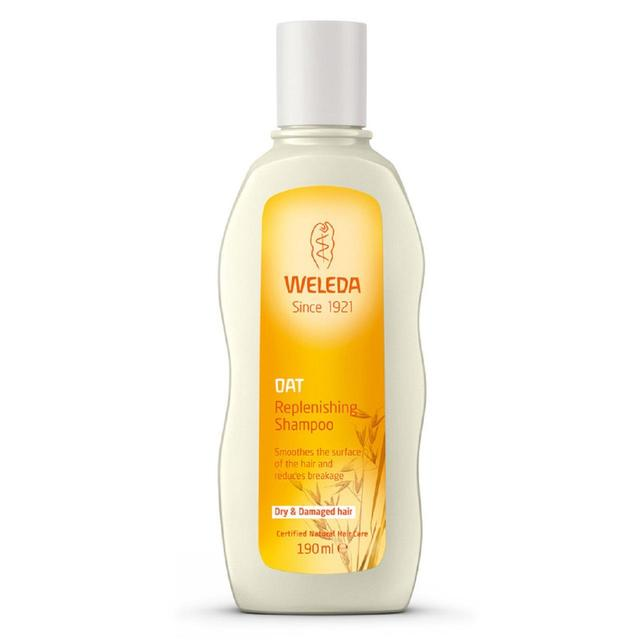 Weleda Natural Oat Replenishing Shampoo, Vegan