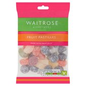 Fruit Pastilles Waitrose