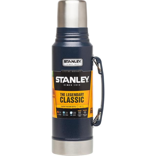 Stanley Classic Legendary Vacuum Bottle 1L Navy