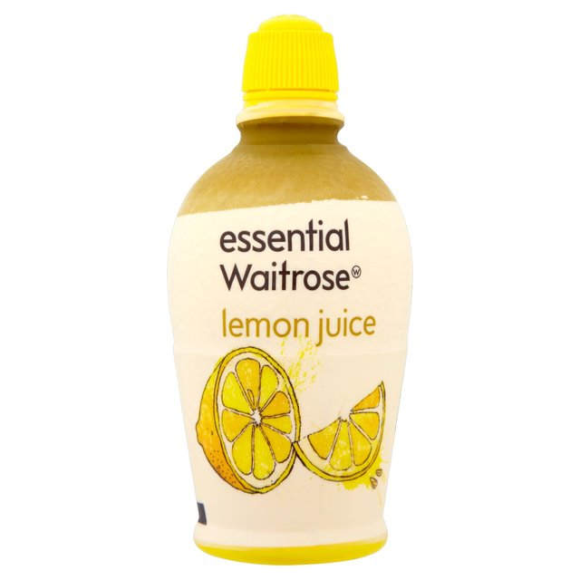 Lemon Juice essential Waitrose