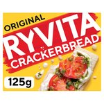 Ryvita Black Pepper Crackerbread