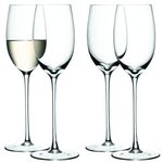 LSA White Wine Glasses Set 340ml