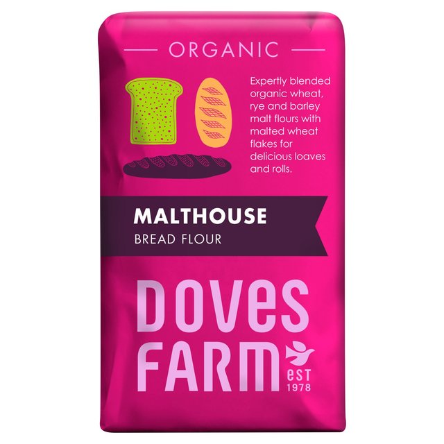 Doves Farm Organic Malthouse Flour