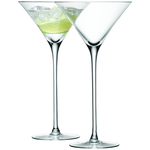 LSA Cocktail Glasses Set 275ml
