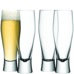 LSA Lager Glasses Set 400ml