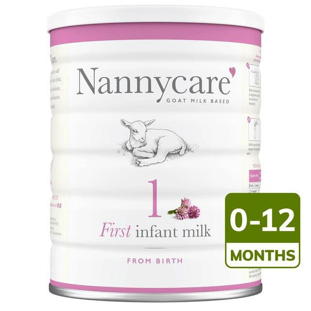 Ocado: Nanny Care First Infant Goat Milk 900g(Product Information)