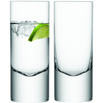 LSA Boris Highballs Set 360ml