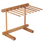 World of Flavours Wooden Italian Pasta Drying Stand