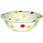 Emma Bridgewater Polka Dot Cereal Bowl, 16.5cm