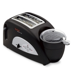 Tefal Toast N Egg, Black