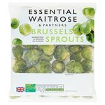Essential Waitrose Frozen Sprouts
