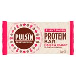 Pulsin' Maple & Peanut Protein Snack