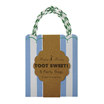 Toot Sweet Party Bag, Blue