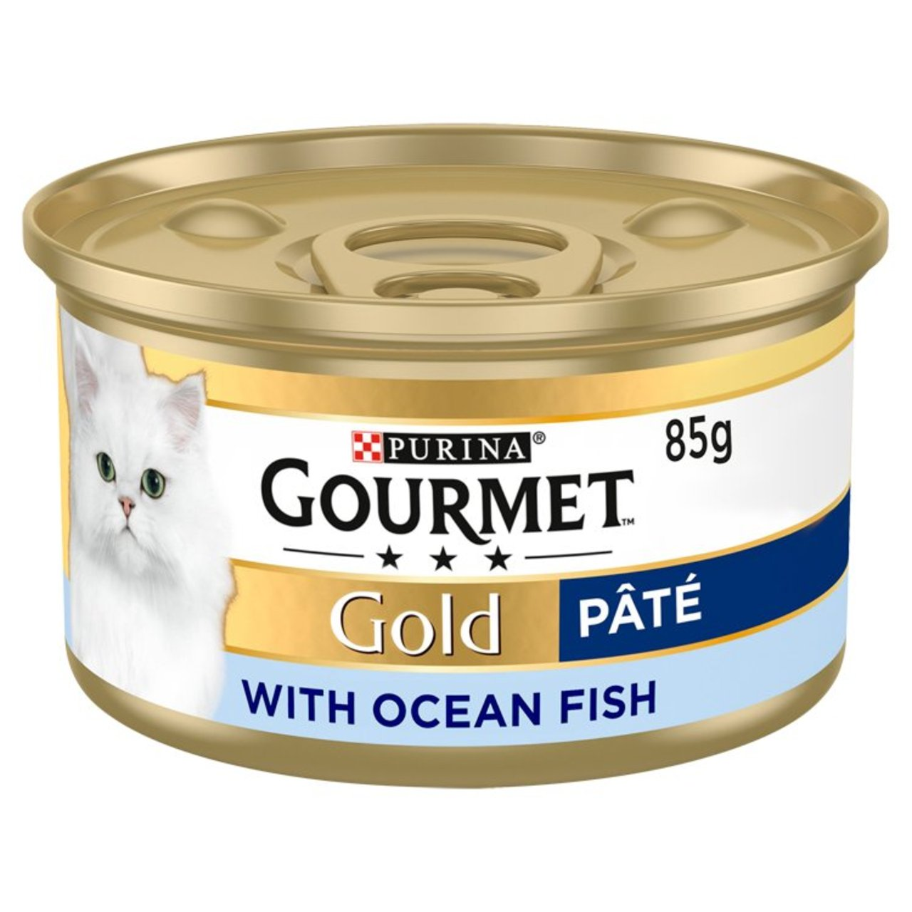 An image of Gourmet Gold Cat Food Pate with Ocean Fish