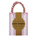 Toot Sweet Party Bag, Pink