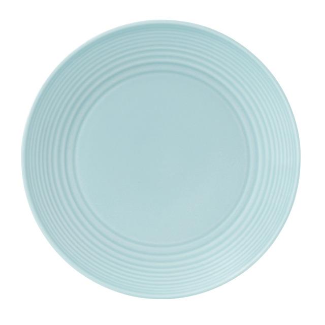 Gordon Ramsay Maze Plate 22cm, Blue from Ocado