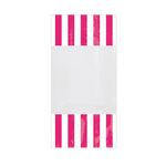 Striped Party Bag Pink
