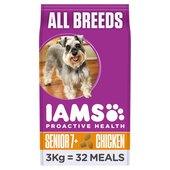 Iams Senior & Mature Dry Dog Food Chicken