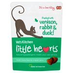 Vet's Kitchen Little Hearts Hunter's Game Feast Cat Treats