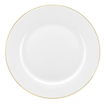Royal Worcester Serendipity Side Plate 20cm, Gold Rim