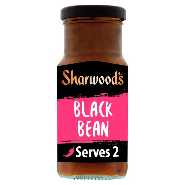 Sharwood's Black Bean Stir Fry Sauce