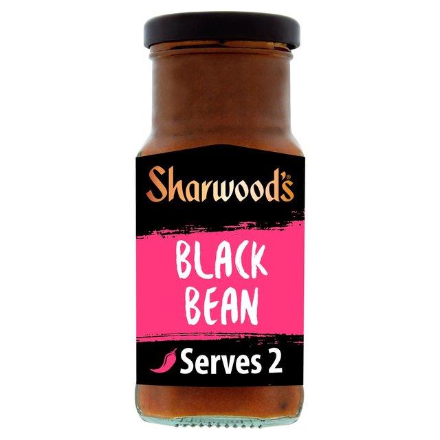 Ocado: Sharwood's Black Bean Stir Fry Sauce 195g(Product Information)
