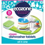 Ecozone Classic All in One Dishwasher Tabs