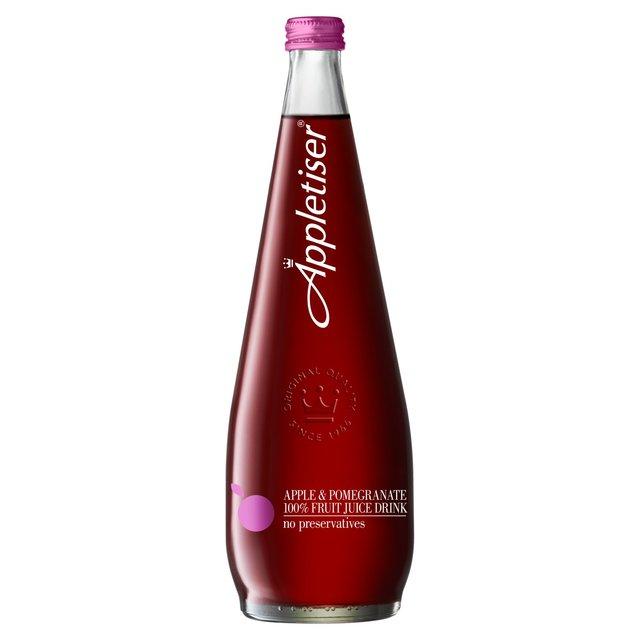 Appletiser Sparkling Apple & Pomegranate Juice 750ml from Ocado