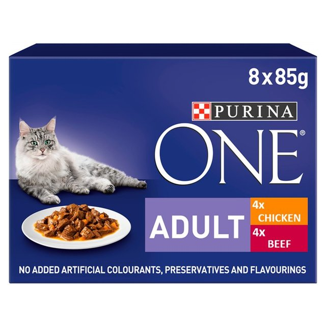 Purina One Senior Wet Cat Food