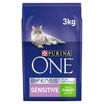 Purina ONE Sensitive Turkey & Rice