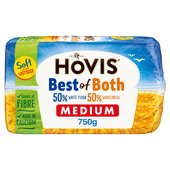 Hovis Best of Both Medium Sliced