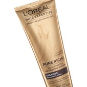 L'Oreal Hair Expertise Ultra Riche Shampoo Replenshing & Taming