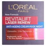 L'Oreal Revitalift Laser Renew Night