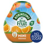 Robinsons Squash'd Orange No Added Sugar