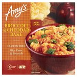 Amy's Kitchen Broccoli & Cheddar Bake Frozen
