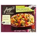 Amy's Kitchen Thai Red Curry Frozen