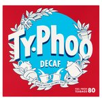 Typhoo Decaf Tea Bags
