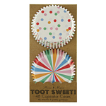 Meri Meri Toot Sweet Spotty Cupcake Cases