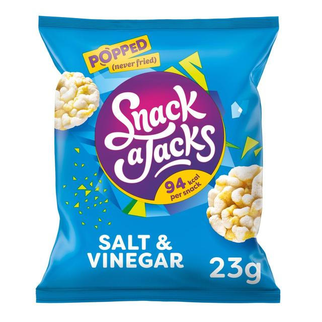 Snack a Jacks Salt & Vinegar Rice Cakes