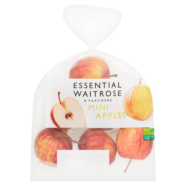 Essential Mini Apples Waitrose