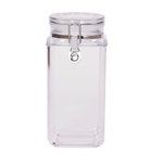 Epicurean Acrylic Canister Square