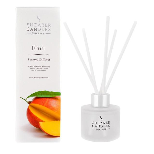 Shearer candles natural spa fruit scented diffuser in gift for Spa smelling candles