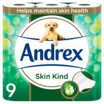 Andrex Skin Kind Toilet Tissue with Aloe Vera & Chamomile
