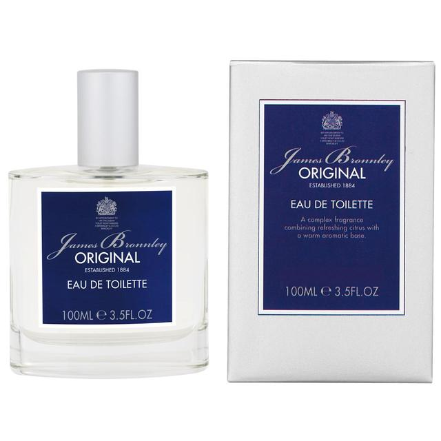 bronnley james bronnley original eau de toilette 100ml. Black Bedroom Furniture Sets. Home Design Ideas