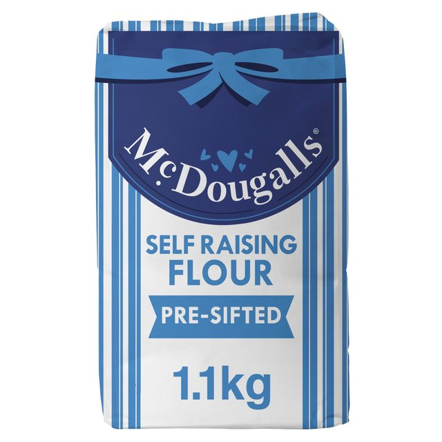 McDougalls Self Raising Flour 1.25kg from Ocado Raising Flour