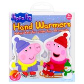 Jellyworks Peppa Pig Hand Warmer Twin Pack